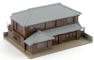 Kato 23-482 Dio Town House with Hipped Roof